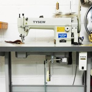 Walking foot industrial sewing machine hire in London